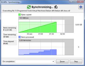 sync2progress